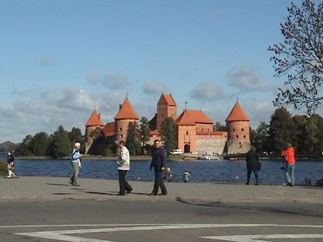 Литовские крепости