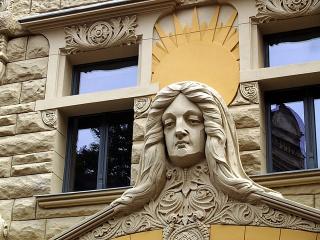 Скульптуры Риги